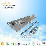12V 100W WiFi im Freien Solar-LED Straßenlaterne der Überwachungskamera-