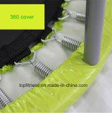 Aptidão que dobra o mini Trampoline portátil com punho