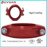 Accesorios de la tubería de la construcción por alta calidad rígida del acoplador flexible