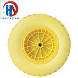 Neumático de rueda de la espuma de Rubber/PU