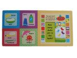 Tirer et pousser le livre de panneau pour des enfants