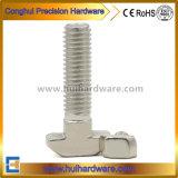알루미늄 단면도를 위한 DIN186 T 슬롯 망치 헤드 놀이쇠