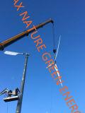 Sistema completamente galvanizzato della turbina di vento di anticorrosivo come potere ecologico