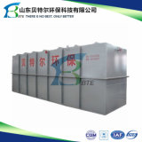 Stabilimento di trasformazione grigio degli scarichi domestici del sistema di riciclaggio dell'acqua (MBR)