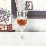 cálice de vidro do modelo do diamante de 150ml 170ml 200ml para beber de vidro do copo do vinho
