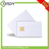 Weiße Chip-Chipkartejava-Karte Leerzeichen Belüftung-J2A040