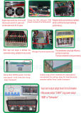 Breiter Spannung 100-400V sinus-Wellen-Inverter des Gleichstrom-Input-15kw 3phase Wind-Solar