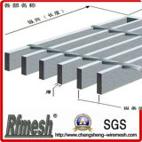 304/316/Galvanized Certified Roestvrij staal Bar Gratings