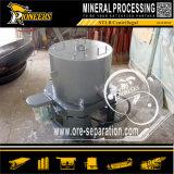 Ouro do falcão da máquina da separação do minério do ouro da gravidade que processa o concentrador