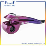 Showliss PROLCD Ceitification automatischer Haar-Lockenwickler 2016 für Haar-Salon