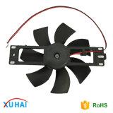 Impulsor plástico de alta velocidade 24 ventiladores de refrigeração axiais da C.C. do volt