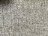 tissu du sofa 20%Linen+80%Polyester/tissu tissé ordinaire de sofa