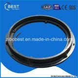 Крышка люка -лаза похищения B125 700*50mm круглая FRP GRP анти-