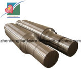 Axle CNC хорошего качества подвергая механической обработке с резъбой (ZH-MP-004)