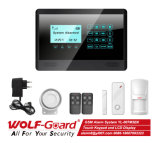 G/M Alarm System Home Alarm com LCD Display