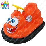 Автомобиля губки одиночного места малыша Bob Mimi батареи игрушек езды Dodgem двойного Bumper