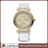 Montre bon marché de cadeau de montre-bracelet de mode de montre d'alliage de qualité