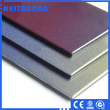 El panel compuesto de aluminio ACP, los paneles decorativos de la capa del PE PVDF del edificio exterior