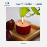 White / Colorful Tealight Candles in Aluminium Container # 08