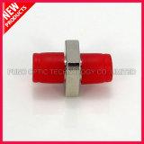 FC APC de Simplex Singlemode Vierkante Stevige Adapter van het Type