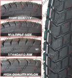De calidad superior de la motocicleta 2,75-18 lado de la carretera de los neumáticos a Nigeria