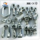 Geschmiedete Stahl galvanisierte Pole-Zeile Befestigungsteile/Übertragungs-Zeile Befestigungsteile