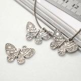 Het Drijven van de vlinder de Charmes van het Medaillon voor Juwelen die de Halsbanden van Armbanden Met de hand gemaakt maken