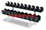Fitness, machine de gymnastique, force de marteau, body-building, Dumbbell Rack-10 Pairs (HS-4008)