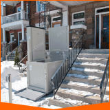 Levage vertical de plate-forme de levage de porche de présidence de roue