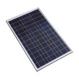 Price poco costoso 50W High Efficiency Polycrystalline Solar Panel