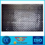 membrana tecida PP à terra da tela de matéria têxtil de Geo da tampa 90g