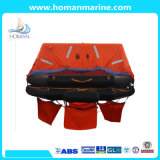 Iate Using o Liferaft ao mar inflável do Throw do homem 6-35