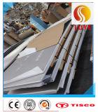 Placa de acero gruesa 310S de la hoja laminada en caliente del acero inoxidable
