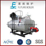 Industrielles Oil oder Gas Fired Steam Generator (WNS 0.5-6t/h)