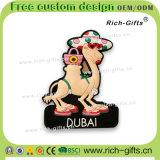 Ricordo ecologico personalizzato Doubai (RC-DI) dei magneti del frigorifero della decorazione promozionale dei regali