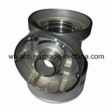 Steel inoxidável Investment Casting com Precision Machining (Machinery Parte)