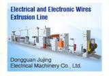 Riga elettrica ed elettronica dell'espulsione di Cable&Wires (macchina ceble) per PVC/TPE/TPU ecc