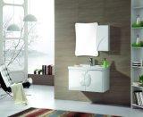Module de salle de bains moderne lustré élevé