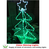 밧줄 Light Motif 3D LED Tree Lights Christmas Holiday Decoration