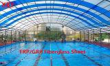 FRP/GRPのガラス繊維のガラス繊維半透明な波形FRPのパネル・ボード