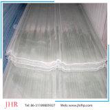 FRP Plane Skylight Folha de iluminação do telhado de fibra de vidro em papelão ondulado