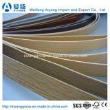 Bande de bordure de PVC de 1 mm à haute brillance pour armoire