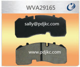 Almofadas de freio de disco para caminhão para Tailer Wva29165
