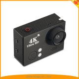 cámara de la acción 4K con WiFi los 30m impermeables