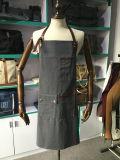 HochleistungsUility kundenspezifischer eingewachsener Segeltuch-Leder-Arbeits-Schutzblech-Großverkauf