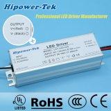 40W Waterproof o excitador ao ar livre do diodo emissor de luz da fonte de alimentação IP65/67