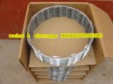 アコーディオン式の熱浸された電流を通されたかみそりの有刺鉄線(CBT-65)