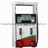 Distributeur de carburant de pompe à essence pour deux buses et quatre écrans LCD