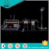боилер пара биомассы Ce 10t