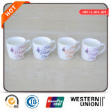 12oz de nieuwe Ceramische Mok van China van het Been